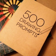 500 Drawing Prompts