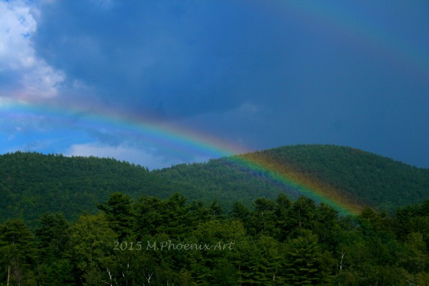 Lake George Rainbow