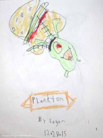 Plankton by Logan
