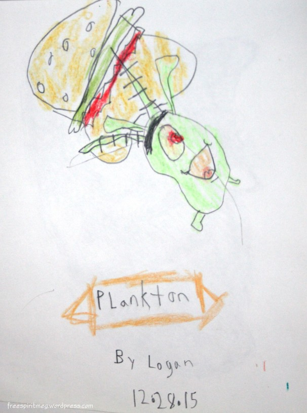 Plankton by Logan