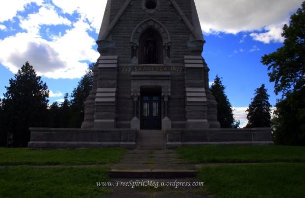 Saratoga Monument9