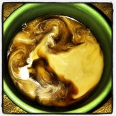 Coffee Swirls
