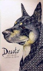 RIP DeSoto