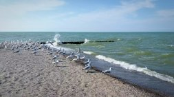 Lake Erie. OH