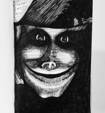 """Blade from the movie """"Puppet Master"""". Puppets creep me out! Pupaphobia, the fear of puppets."""