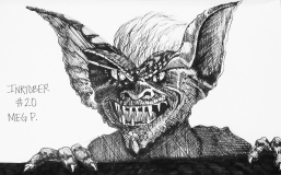 "Stripe from the movie ""Gremlins"" Definitely another one of my favorites!"