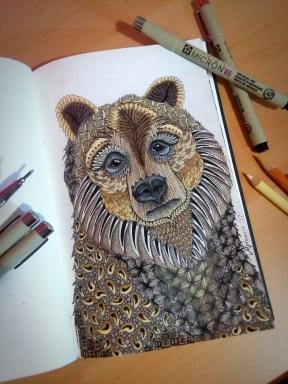 Bear Totem Animal