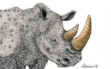 Rhinoceros Totem Animal