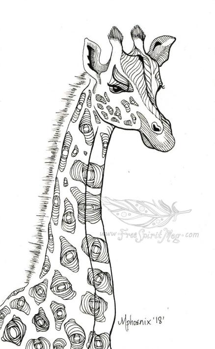 BW Giraffe